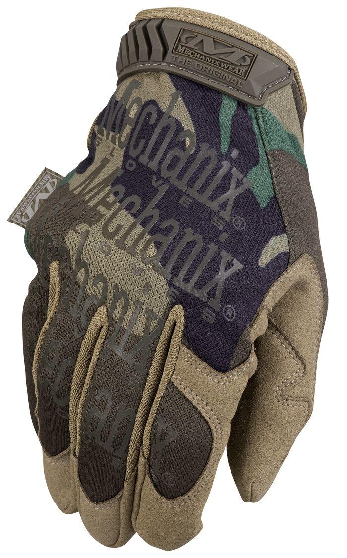 Handschuhe MECHANIX WEAR Original Woodland | S