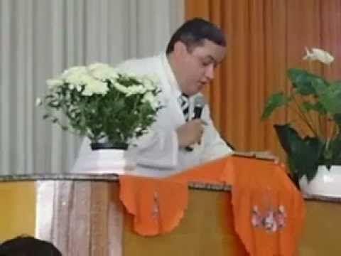 Pastor David Miranda Filho em Porto Alegre IPDA