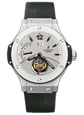 Hublot 302.TI.450.RX Tourbillon Big Date - Platinum Watch. Luxusní  HodinkyPánské ... 478bbc57f7