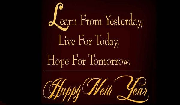 Happy New Year 2016 Quotes And Wishes Collection | Happy New Year ...