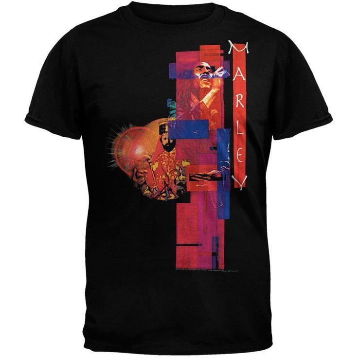 Bob Marley - Rasta T-Shirt