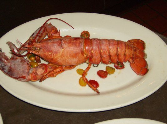 $25.00 whole Maine lobster Dinner | Yelp