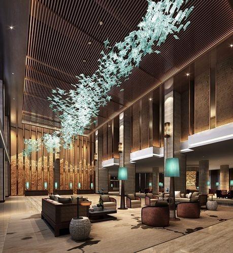 酒店设计—六合九象