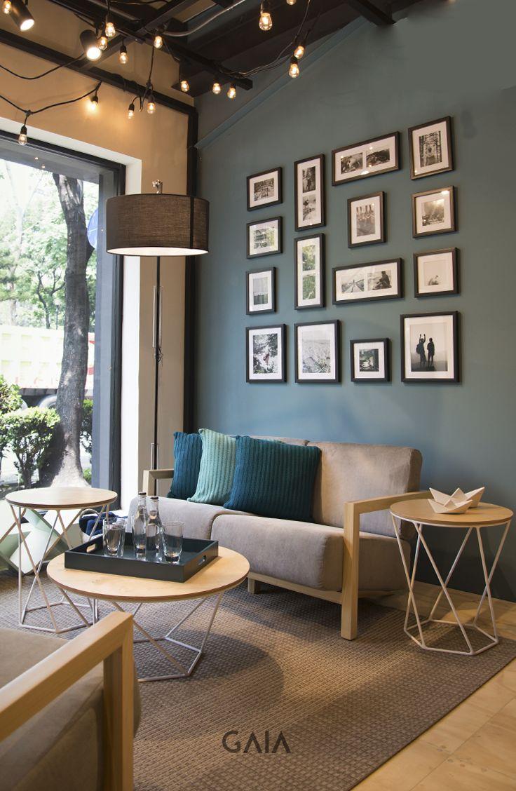 GAIA Design Urban Sofa Store CDMX