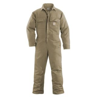 Carhartt 100162 Men's Flame-Resistant Work Coverall  #Flame-Resistantjacket