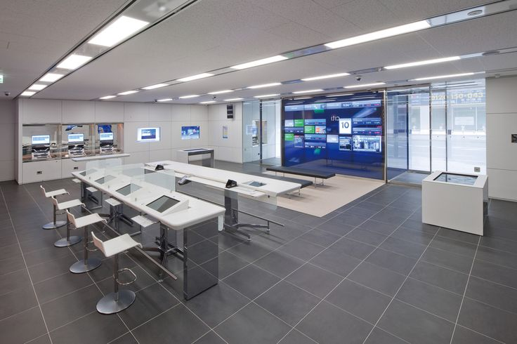 Retail Bank Environment [Citibank Retail Banking Branch - Nihonbashi] | Complete list of the winners | Good Design Award