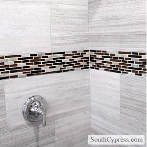 Catchy Collections of Shower Glass Tile Ideas Best 25 Glass tile
