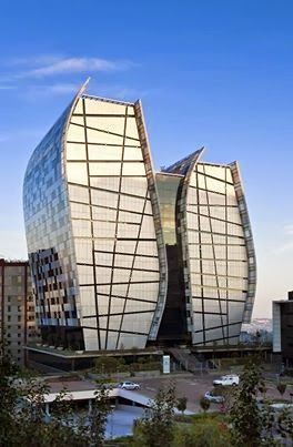 "Arteeblog: Edifícios ""Norton Rose Fulbright Towers"""