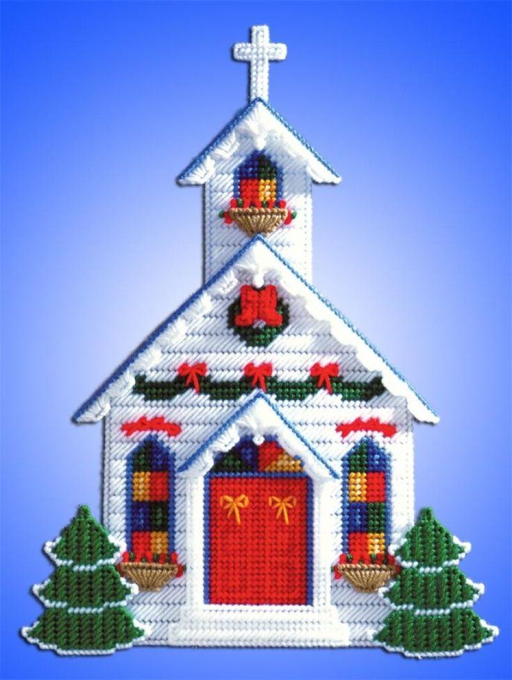 New The Needlecraft Shop ~ Angel Tree Topper ~ Plastic Canvas Christmas Kit