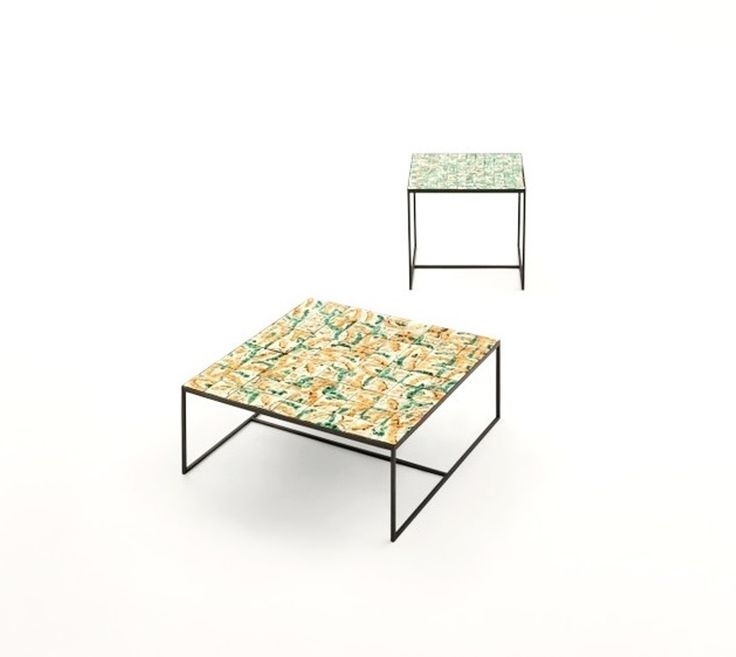 Paola Lenti Sciara Side Tables