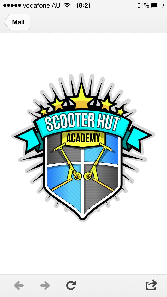 Scooter Hut Series logo