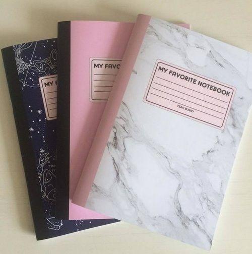 Notebook School And University Image Notebook Organization
