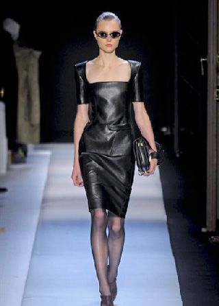 Roland Mouret in shops fashion collection fall winter trends