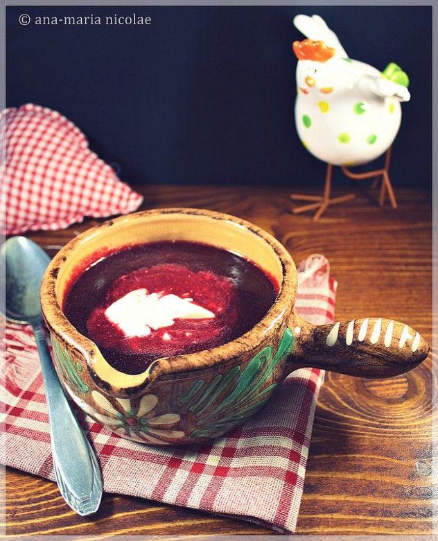 supa-crema de sfecla