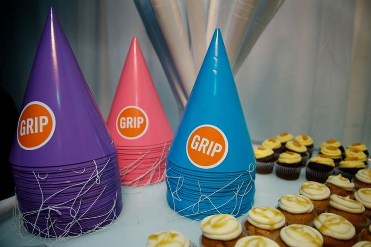 Grip Limited a real birthday party @airship37
