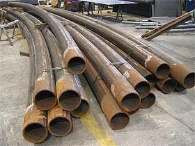 Costruzioni metalliche per l'edilizia: visualizza le nostre realizzazioni di strutture in ferro le il settore edilizia.