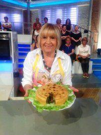 Tiella di scarola, la ricetta di Anna Moroni | TELEcucinoIO