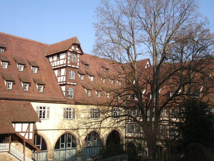 Innenhof Pfleghof Tübingen