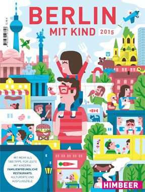Berlin mit Kind Buch - Tipps für familien