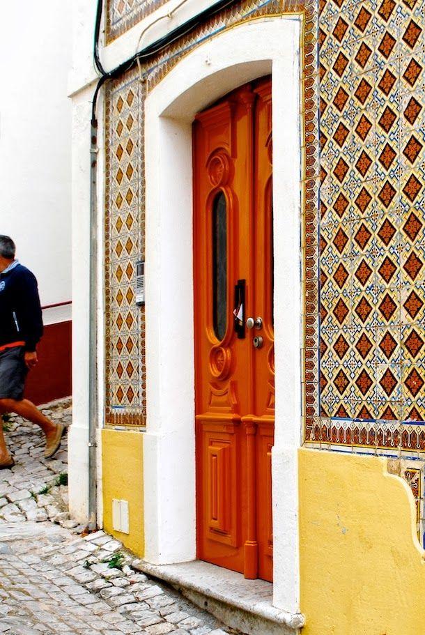 Travel Diaries: Sao Martinho do Porto, Portugal