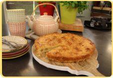 Recept voor Boterkoek met walnoten en gember - Koopmans.com