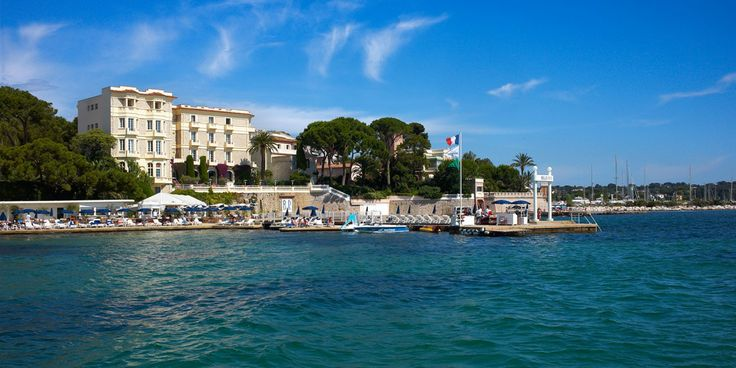 Belles Rives: This high society hotel has a prime waterfront position in Juan-les-Pins on the French Riviera.
