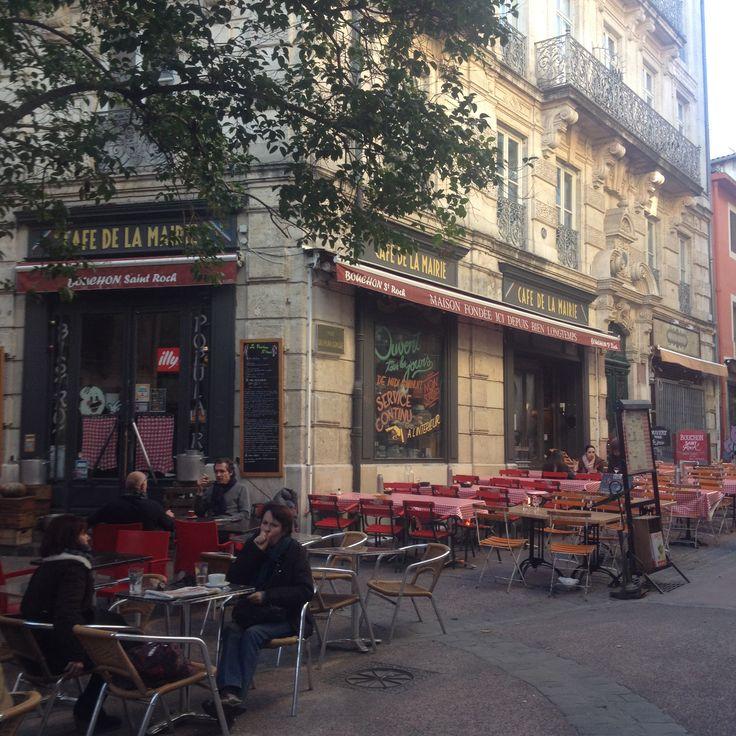 Café de la Mairie, Montpellier.