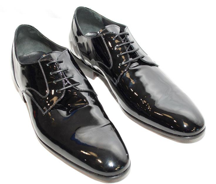 Scarpe da sposo, scarpe da cerimonia ...perche' gli accessori fanno la differenza...  scarpe da matrimonio nero scarpe da sposo nera Scarpa cerimonia  Scarpa da uomo cerimonia Allevi sposo  gentemoda.it