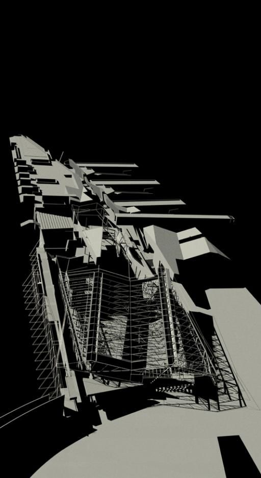 Morphosis Model Bjorn Buckley: 173 Best ARQ.Morphosis Architects(EUA)>Architecture Images