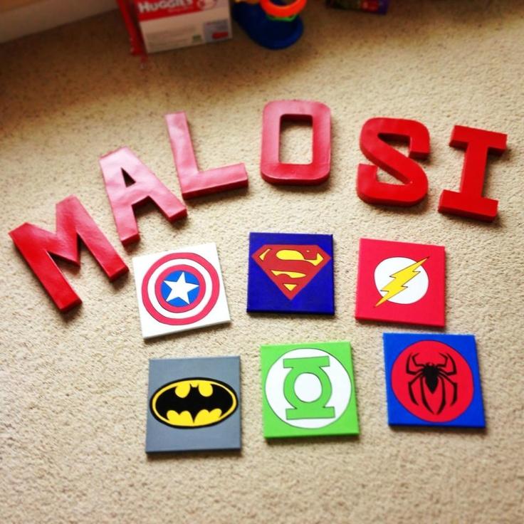 Superhero Wall Decor 27 best superhero room images on pinterest | superhero room