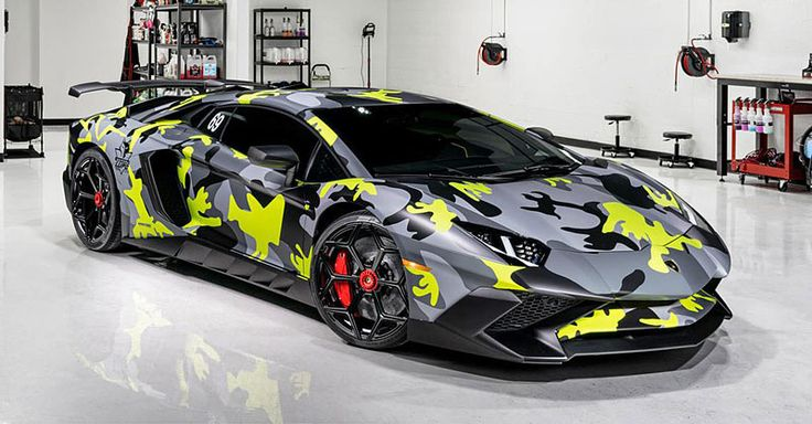Lamborghini Aventador SV: Maskovaný a pěkně divoký býk (+video): - fotka 1