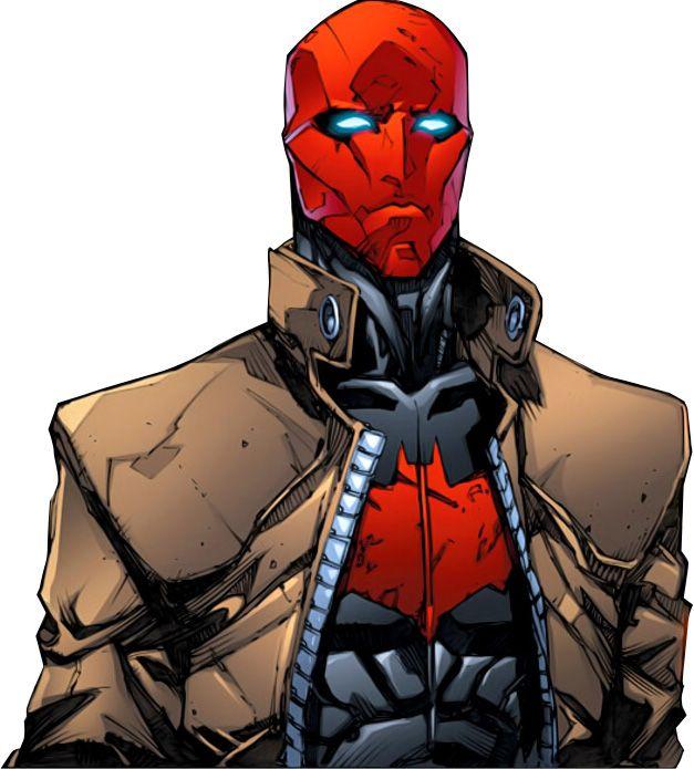 Jason Todd, The Red Hood - Bull, that's Thane -_o