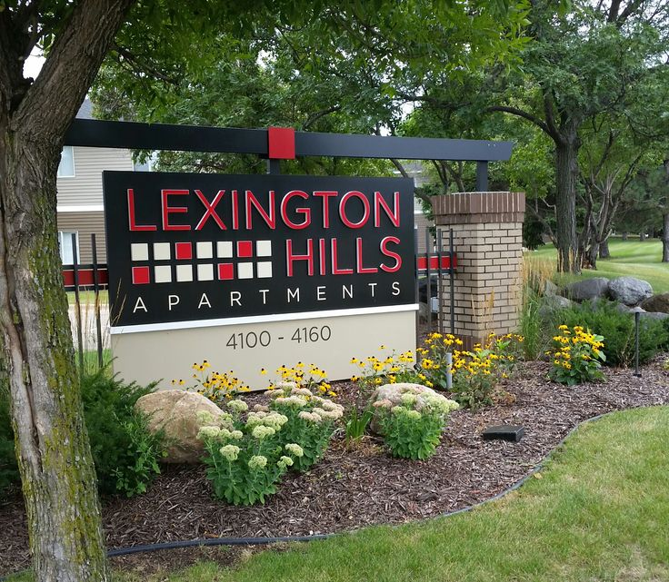 Lexington Hills Apartments Eagan Mn