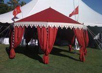 IMAGINATION STATION? Custom renaissance tent