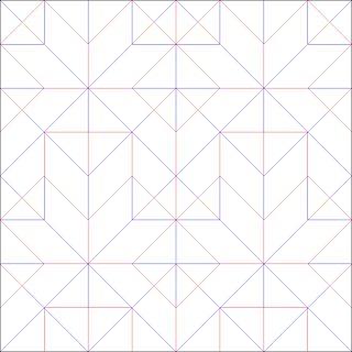 instructions origami Tessellation