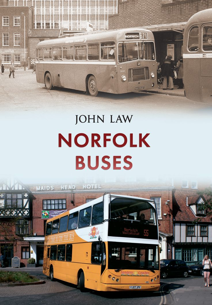 This fascinating selection of photographs gives the reader an insight into Norfolk's buses.