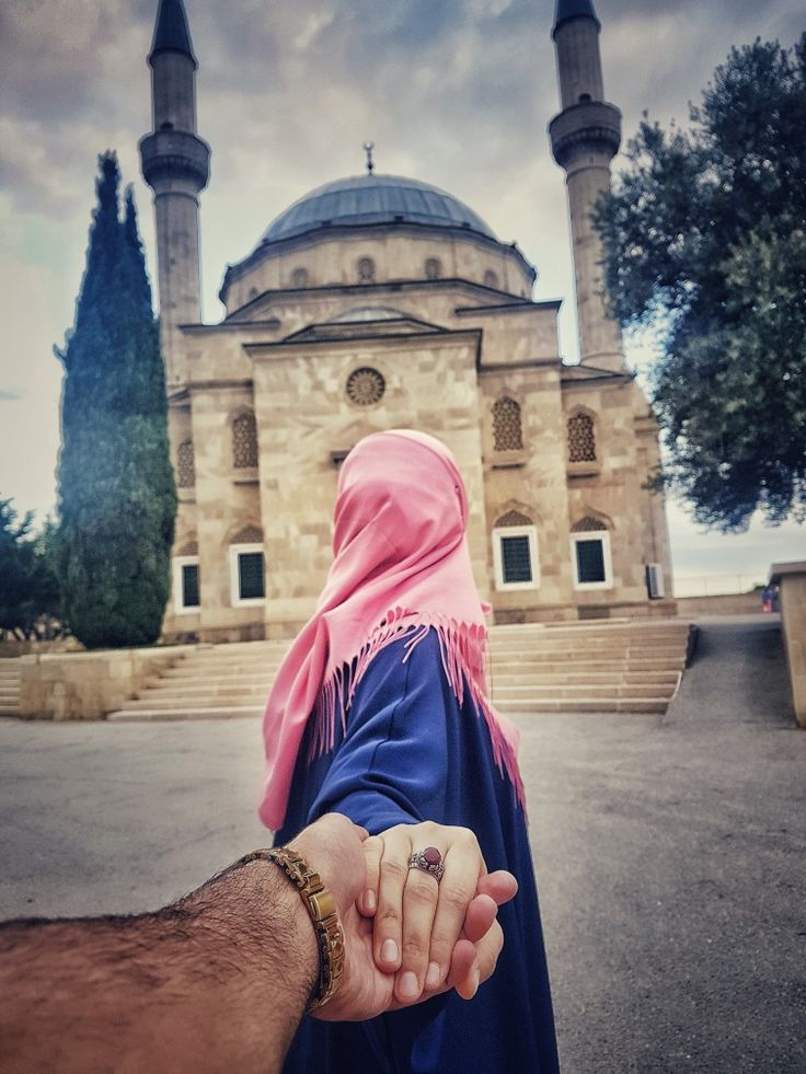 #islamic #couple #mosque