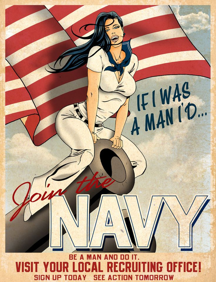 Join the Navy by MikeMahle