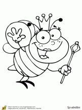reine abeille