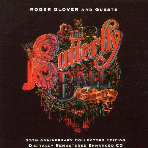 Roger Glover And Guests-The Butterfly Ball  CD NEW in Music, CDs & DVDs | eBay!