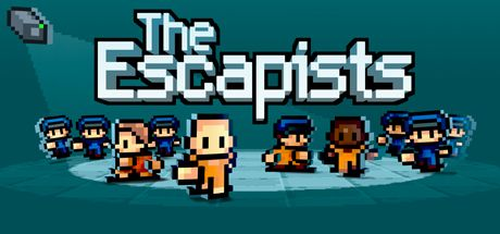 Title from the game The Escapists. The pixel style used here is what I like. Simplistic and minimalist.
