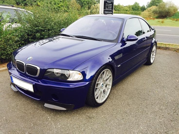 2005 BMW M3 - 3.2 E 46 Competition Coupe | Classic Driver Market