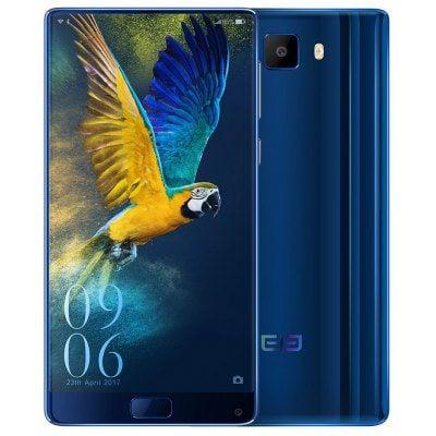 Elephone S8 64GB ROM 4GB RAM 4G Phablet – BLUE