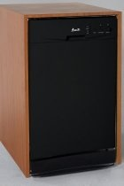 Avanti DWE1813B 18 Full Console Dishwasher