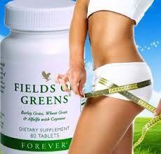 """FIELDS OF GREENS • Tiene una acción reguladora sobre el aparato digestivo, neutraliza la acidez estomacal. • Excelente fuente de """"comida verde"""" como multimineral y multivitaminas para todo propósito. • Es depurativa y disminuye la congestión hepática. • Rico en minerales. • La Clorofila ayuda a depurar los olores corporales y a contrarrestar los efectos de la radiación. http://viviendoconvencido.blogspot.com/"""
