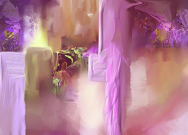"""Luminous Dimensionality"" by Davina Nicholas"