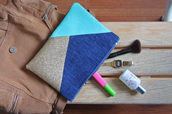 17 meilleures images propos de diy sacs pochettes co for Trousse de couture en cuir