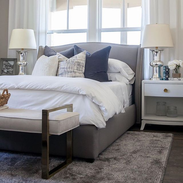 19 Best Navy Silver Bedroom Ideas Images On Pinterest: Alice Lane Home Collection