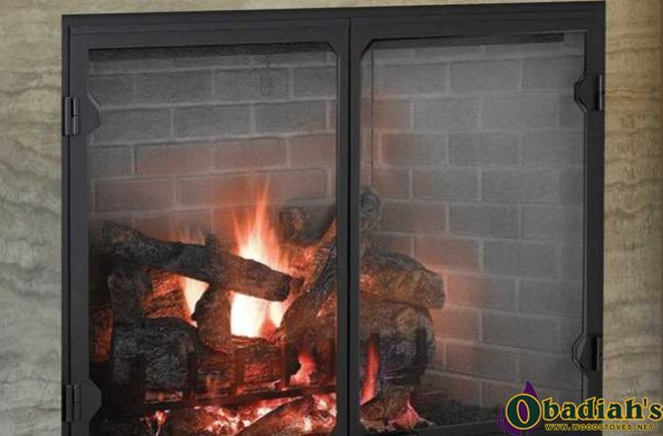 Monessen Biltmore Sb60 Wood Fireplace At Obadiah S Woodstoves