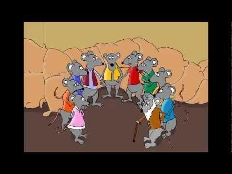 Η συνέλευση των ποντικών
